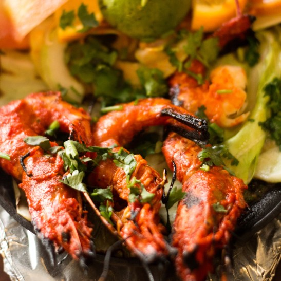 Perfectly marinated and perfectly baked tandoori prawns | foodpanda Magazine MY