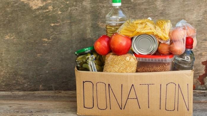 Donate to food charities