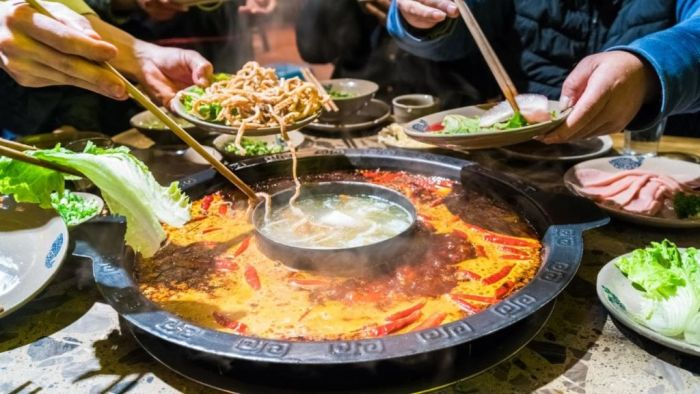 hot pot for cold days