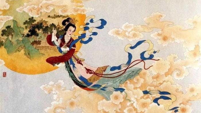 Lady Chang'e