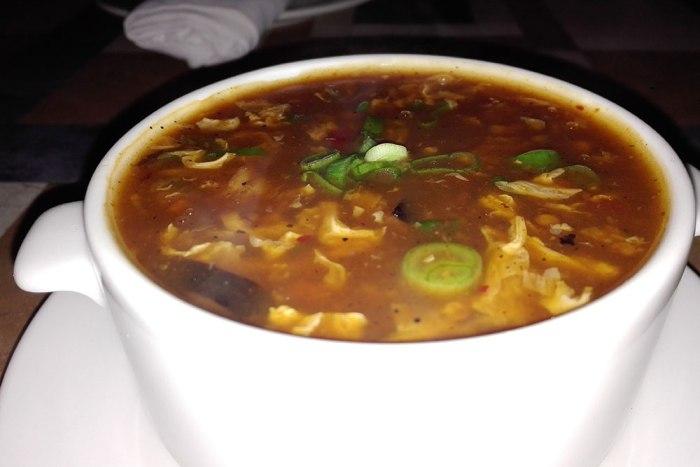 Sezechuan Soup