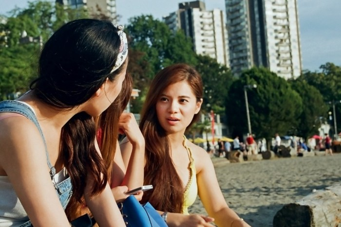 talking in singapore