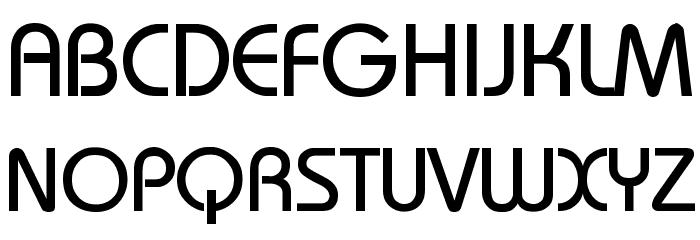bauhaus typeface