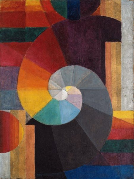 In-The-Beginning-1916-paul-klee