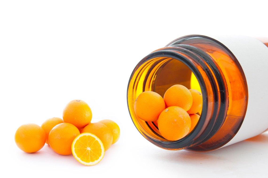 proprietà della vitamina c - differenze tra naturale e sintetica