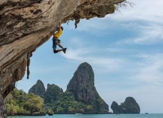 perché-arrampicare - roccia