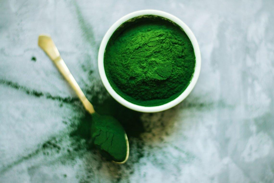 spirulina - correlazione con dieta vegetariana e vegana