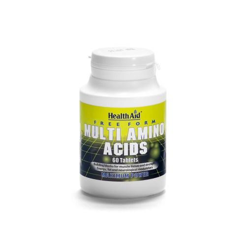 Multi Amino Acids, per il tuo sport indoor in inverno.