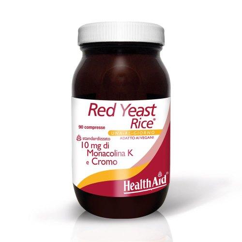 Red Yeast Rice di Health Aid ti aiuta nel controllo del tuo livello di colesterolo.