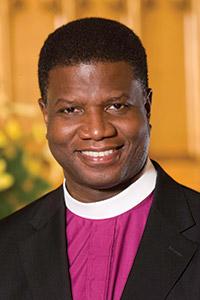 Bishop Eugene Taylor Sutton '76