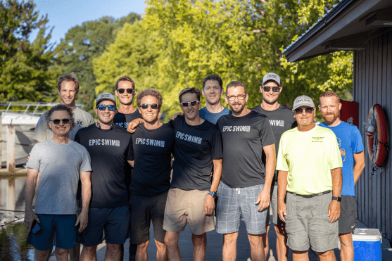 Swimmers-and-Crew-ready-to-depart-from-Holland