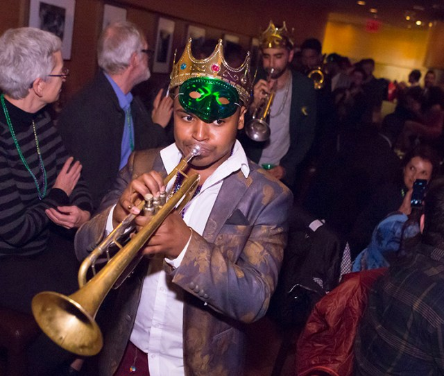 Horne Dished On New Orleans Dizzys And The Connection Between Mardi Gras And Jazz