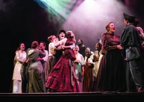 clémenceau, le musical (comédie musicale AICOM)
