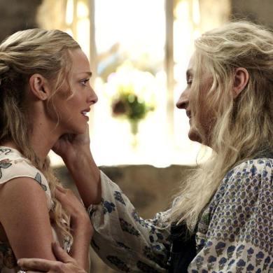 Mamma Mia ! Meryl Streep (Donna Sheridan) et Amanda Seyfried Sophie Sheridan