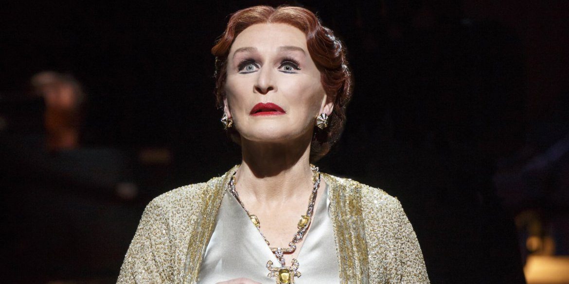 Glenn Close - Sunset Boulevard