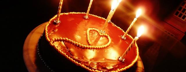 Buon compleanno a te...caro partner!