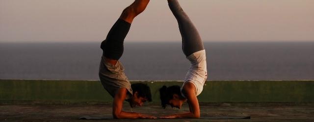 Come rimorchiare al corso di yoga
