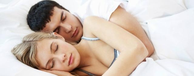 Come superare le crisi di coppia con il sonno