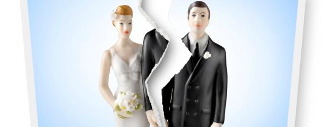 Coppia chiede separazione subito dopo il matrimonio