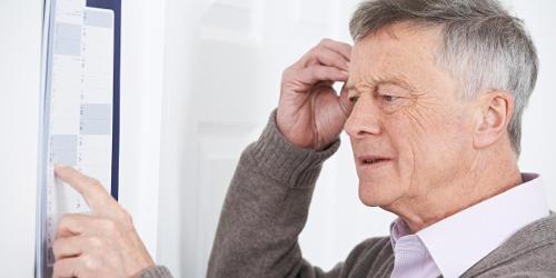 demenza senile sintomi