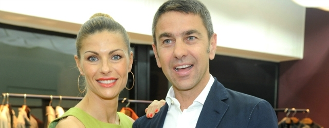 Dopo 10 anni è ancora amore tra Martina Colombari e Billy Costacurta