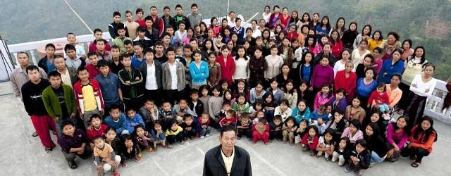 Ecco la famiglia più numerosa del mondo: un uomo