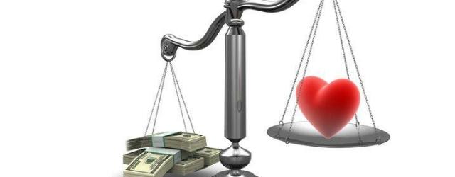 Ecco quanto costa l'amore