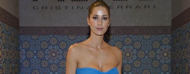 Elena Santarelli è in dolce attesa per la seconda volta