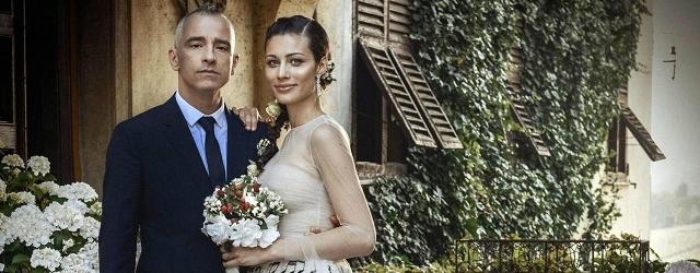 Eros Ramazzotti e Marica Pellegrinelli oggi sposi!