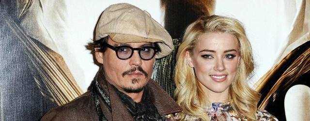 Fidanzamento ufficiale per Johnny Deep e Amber Heard
