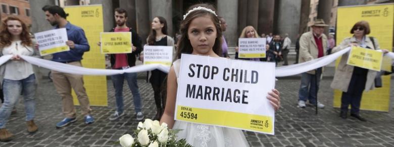 Il Parlamento Europeo si muove per le spose bambine