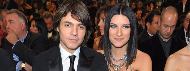 Laura Pausini bella per il suo Paolo