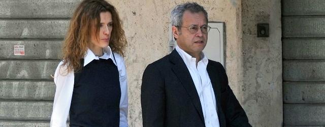 Michela Rocco perdona e accetta il tradimento di Enrico Mentana