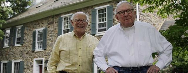 """Pennsylvania: """"padre"""" e """"figlio"""" si sposano dopo 52 anni"""