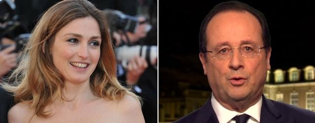 Presunta infedeltà del Premier francese Hollande