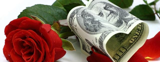 Quanto denaro occorre per amare davvero
