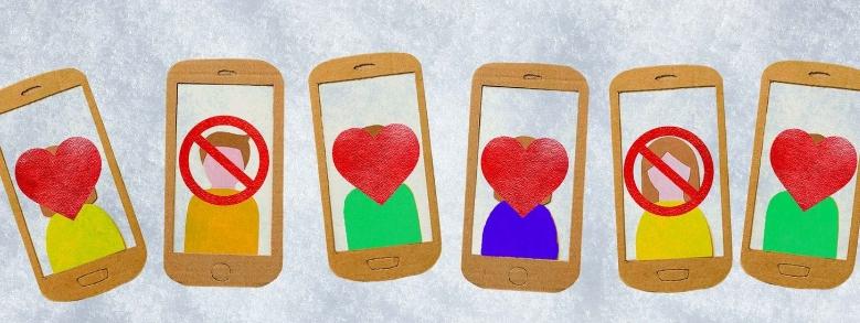 Siti di dating: quanti sono coloro che trovano l'amore?