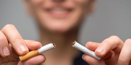 astinenza da nicotina