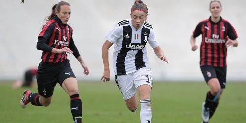 calcio femminile in Italia oggi