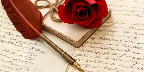 libri di poesie d'amore
