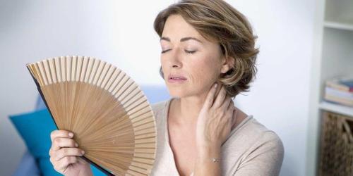 menopausa sintomi iniziali