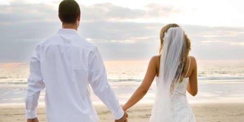 sognare di sposarsi in abito bianco