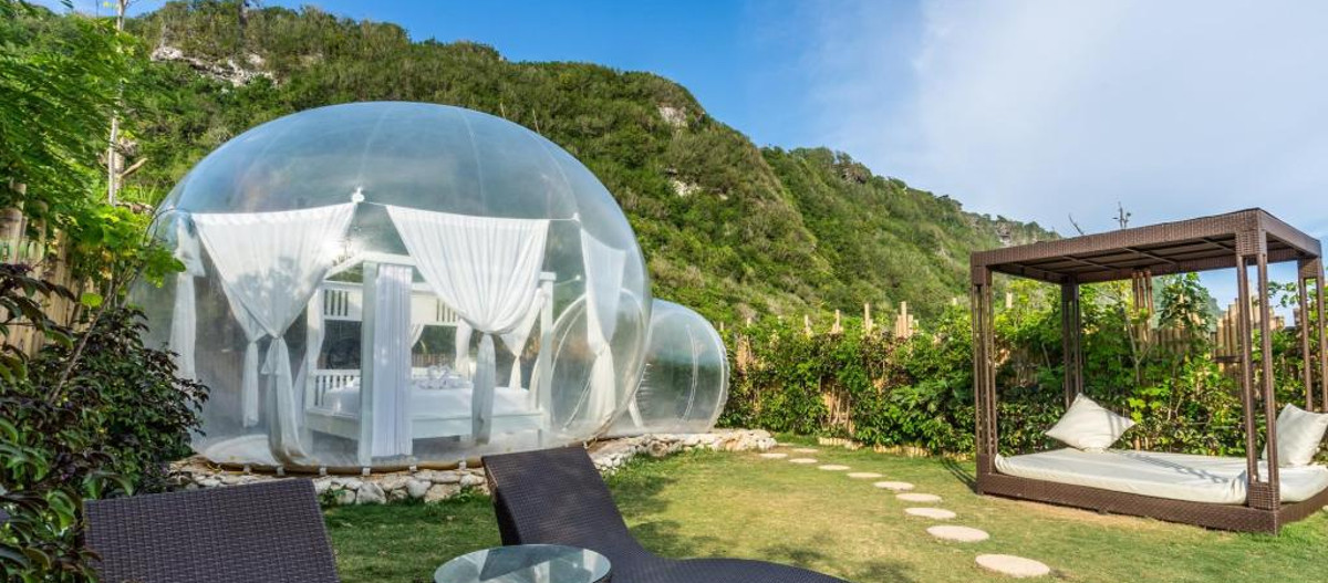 Una notte in un Bubble hotel per riaccendere la passione