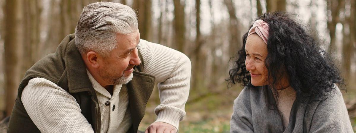 Consigli per trovare l'amore a 60 anni