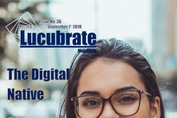 Lucubrate Magazine, Issue 38, September 7th 2018