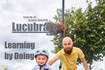 Lucubrate Magazine, Issue 44, October 26th 2018