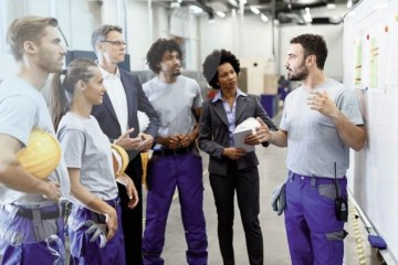 Workplace practices unlocking employee potential