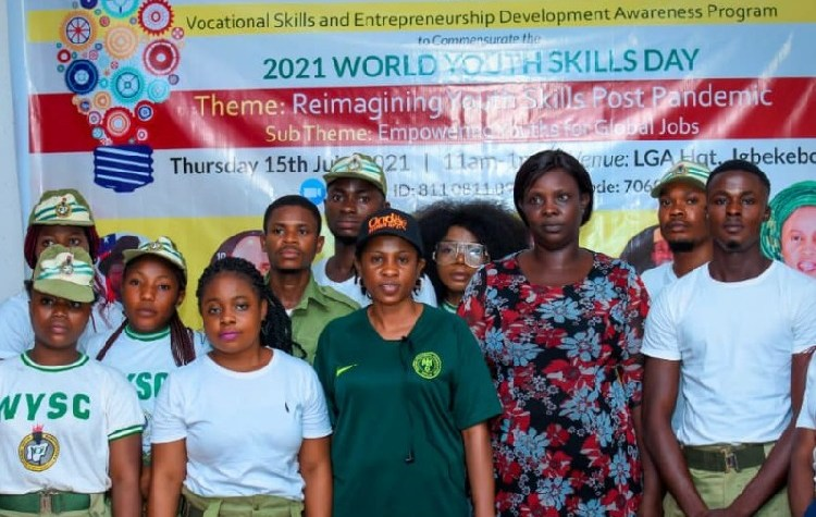 World Youth Skills Day 2021, July 15th