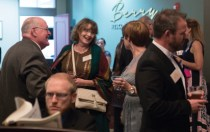There were 180 alumni, faculty, staff, students and friends in attendance at the gala.