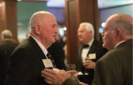 2011 honoree Gary Havener, Math'62.